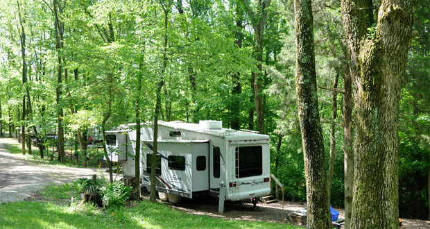 Pine Cove Campground in Ohio