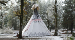 Lone Mountain RV Resort and Tipi Campground OR