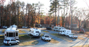some insights on the popular activities at the park, their proximity to many Civil War sites and the opportunities for great RV camping at Kosmo Village.