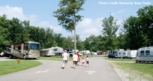 Camping At Levi Jackson State Park - Fun Activities For The Whole Family