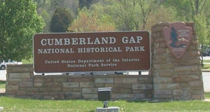 Wilderness Road Campground in Cumberland Gap