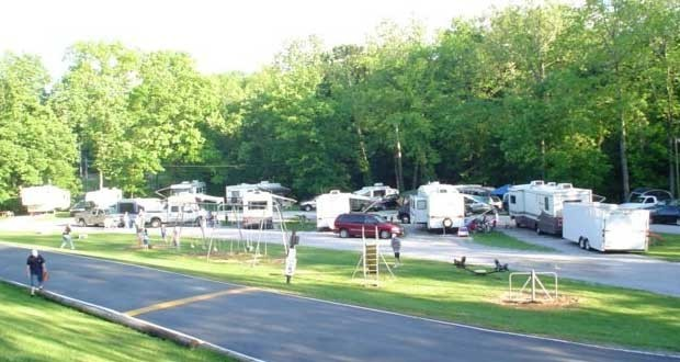 Oak Creek Campground Kentucky