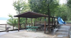 Camping Falls Campground in Kentucky