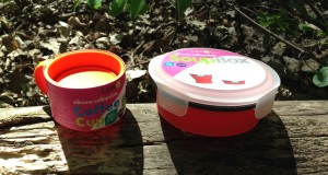 LexnGo Silicone Collapsible Mug and Soup Box