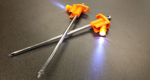 Coghlans LED Tent Pegs