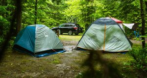 Introduction to car camping