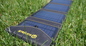 SunJack Portable Solar Charger