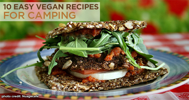 Easy camping recipes vegetarian food easy recipes easy camping recipes vegetarian forumfinder Choice Image