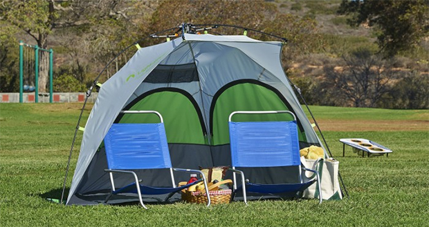 Lightspeed Outdoors Bahia Quick Shelter Review 50 Campfires