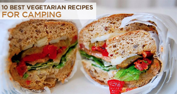 The 10 best vegetarian recipes for camping 50 campfires forumfinder Images