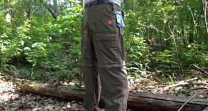 White Sierra Outdoor Pants