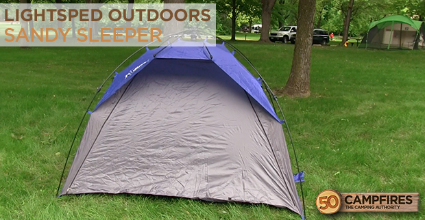 lightspeed outdoors sandy shelter