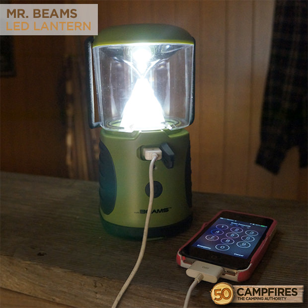 mr beams led lantern