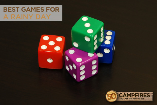 Best Camping Games For A Rainy Day