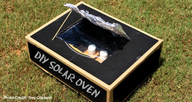 investigatory solar cooker and shoe carton Box cooker (also called a solar oven)  solar box cookers reach between 140   note: for a larger solar cooker, use bankers' boxes instead of shoeboxes.