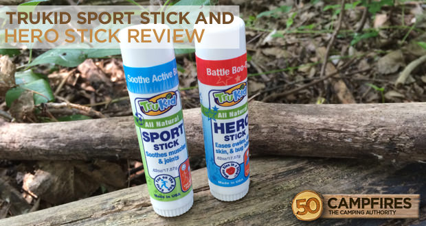 TruKid Sport Stick and Hero Stick Review