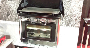 Camp Chef Deluxe Outdoor Oven