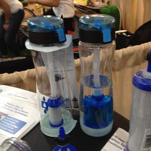 rapidpure purifying water bottle