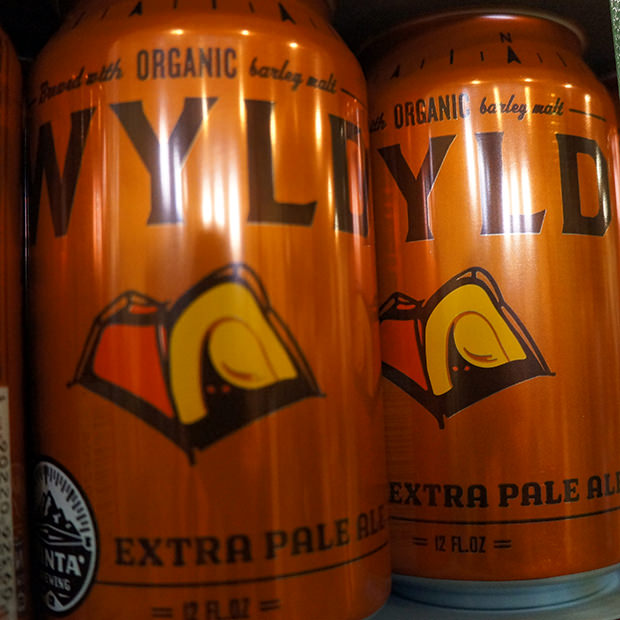 uinta brewing wyld