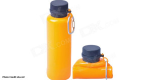 Ace Camp Silicone Water Bottle