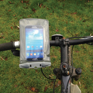 Aquapac Bike Mounted Waterproof Phone Case