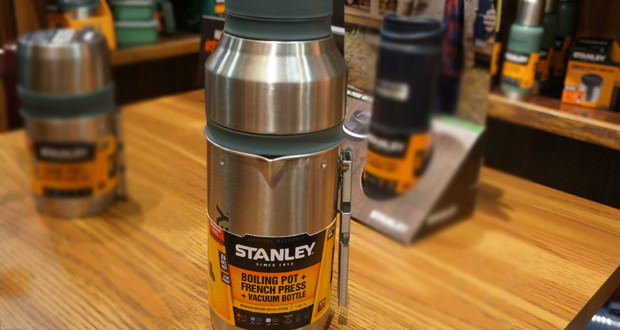 Stanley Boiling Pot and French Press