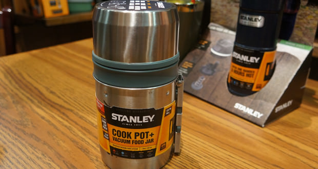 Cook Pot and Vacuum Food Jar