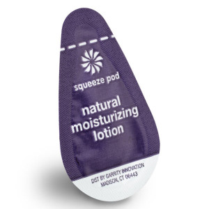 Squeeze Pod Natural Moisturizing Lotion