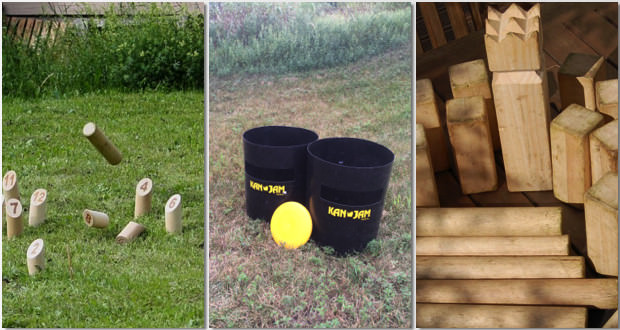 awesome yard games