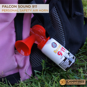 falcon sound 911 personal safety air horn