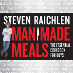 man made meals book
