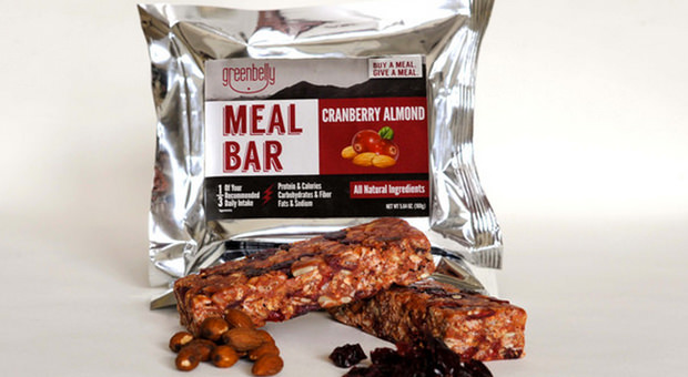 green belly meal bar