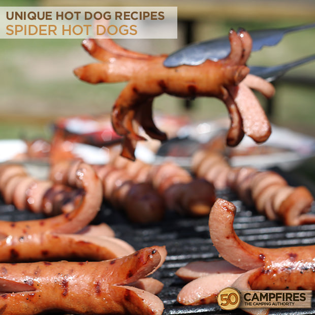 unique hot dog recipes