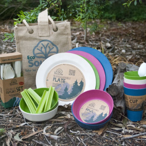 ecosoulife 4 person picnic set