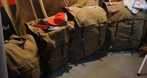 frost river canoe packs