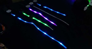 Nite Beams LED Armbands