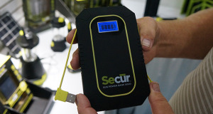 secur products sp-3008 solar charger