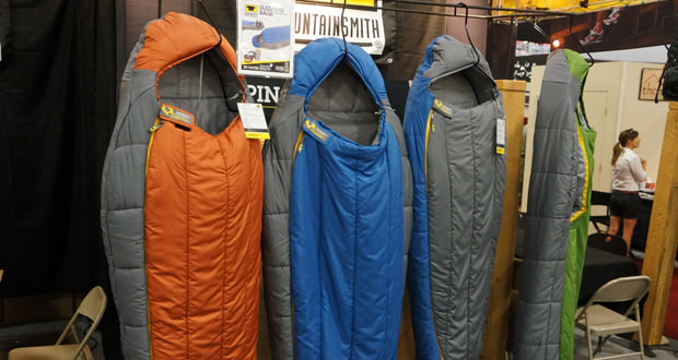 mountainSmith sleeping bags