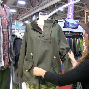 snow peak fall camping clothing line