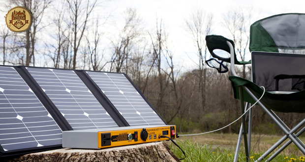 aspect solar power pack 60