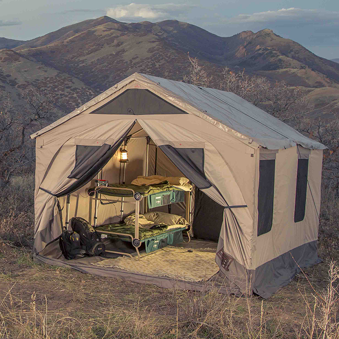 Gear Of The Year Disc O Bed Cam O Bunk Xl Cot 50 Campfires
