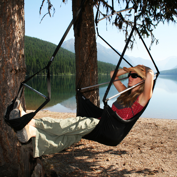 Gear Of The Year Eno Lounger Chair, Eno Hammock Chair Stand