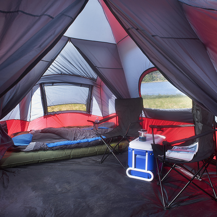 lightspeed outdoors compound 8 tent & Gear Of The Year: Lightspeed Outdoors Compound 8 Tent - 50 Campfires