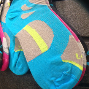 lorpen trail running socks