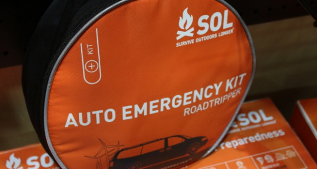 SOL Roadtripper Auto Emergency Kit
