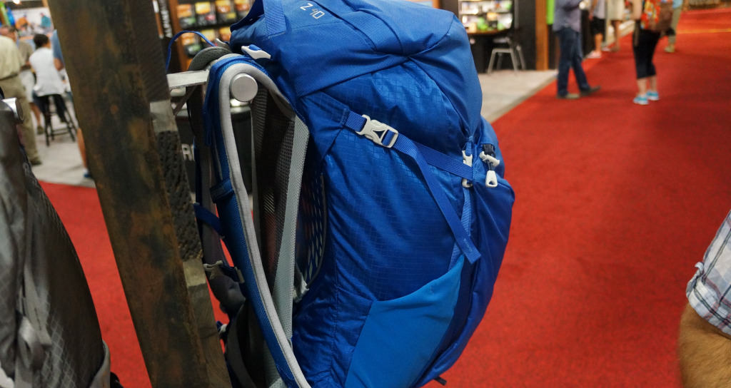 Gregory Stout Backpack Overview 50 Campfires