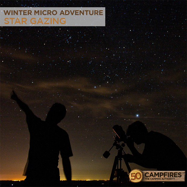 winter micro adventure