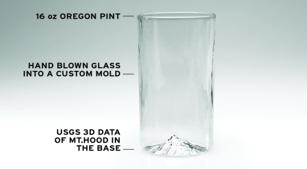 North drinkware mt hood