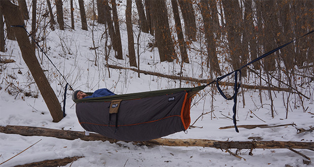 - Is Winter Hammock Camping For You? - 50 Campfires