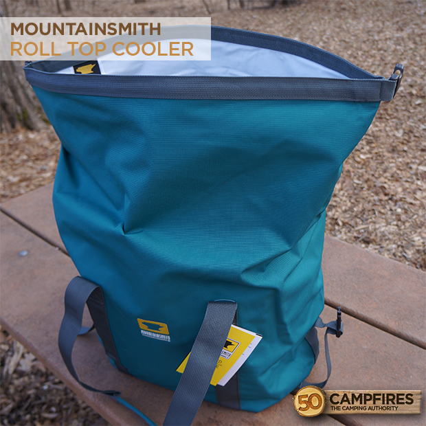 mountainsmith roll top cooler